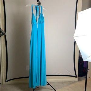 Women formal gown
